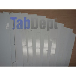Printable Tabs (8 Cut)