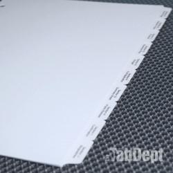 Custom Tabs - Set of 10