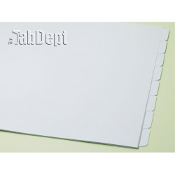 11x17 Set of 8 Index Tab Dividers